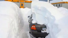In Pictures: Kitimat, B.C. residents digging out from snowfall