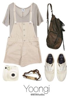 """Zoo with Yoongi"" by btsoutfits ❤ liked on Polyvore featuring Banana Republic, Fujifilm, Mlle Mademoiselle and Jack Wills"