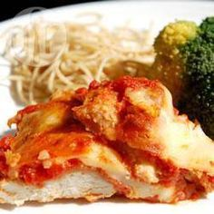 Recipe Picture:Basic Chicken Parmigiana