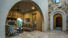 2920 Gentle Creek Trail - Plan 2872 Elevation B