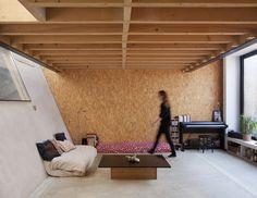 Casa y Taller en una antigua fábrica / CAIROS Architecture et Paysage, © Clément Guillaume