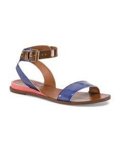 Maura Flat Sandals - Sandals - T.J.Maxx