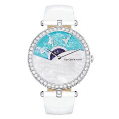 Horlogerie: montre Van Cleef & Arpels Only Watch 2013 http://www.vogue.fr/joaillerie/a-voir/diaporama/horlogerie-only-watch-2013-vente-caritative-monaco-montres-roger-dubuis-van-cleef-arpels-piaget-chanel/15456/image/854692#!horlogerie-only-watch-2013-vente-caritative-monaco-montres-van-cleef-amp-arpels