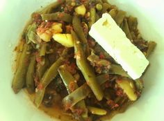 Provocolate: Fresh Green Beans with Olive Oil