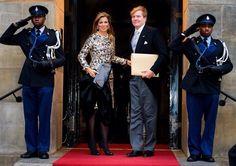 Willem Alexander and Maxima