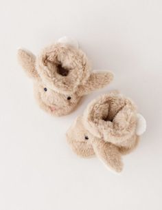 Baby House Shoes | Bunnies | Baby Accessories