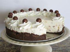 Cheesecake+με+Maltesers+χωρίς+ψήσιμο