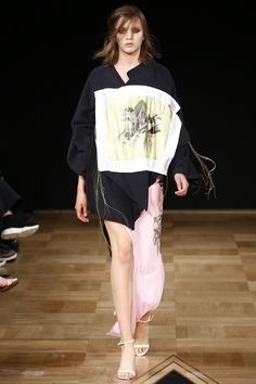 Swedish School of Textiles Stockholm Spring 2018 Fashion Show Collection