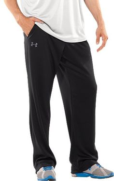 UA's lightweight, pocketed, comfortable warm-up pants take training to a whole new level. $34.99