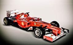 Ferrari F 2012 F1 Wallpaper