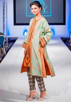 HSY Collection at Pakistan Fashion Extravaganza London 2014