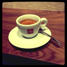 Un espresso parfait :)