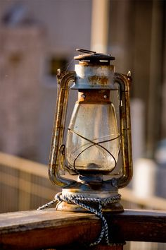 Lantern...lighting the way