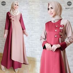 Batik Fashion, Abaya Fashion, Muslim Fashion, Women's Fashion Dresses, Hijab Dress Party, Hijab Style Dress, Abaya Designs Latest, Batik Dress, Mode Hijab