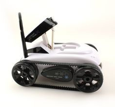 Bigtrak Rover remote android iphone smartphone controlled rc robot car