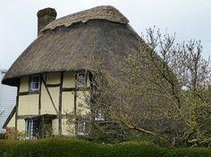 Saxon Cottage, Church Street, Steyning.