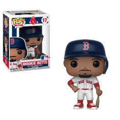 POP! MLB: Boston Red Sox - Mookie Betts