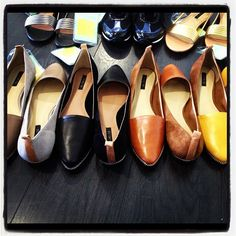Rachel Zoe Taylor Flats  Photo by mandanadayani