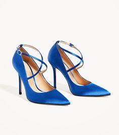 Zara Girls Are Going to Love This Gorgeous Shoe Trend via @WhoWhatWearUK