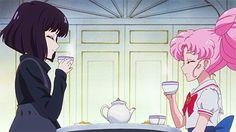 Sailor Moon Screencaps #crystal 32