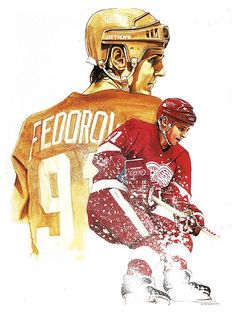 Sergei Fedorov,one of the all time greats!