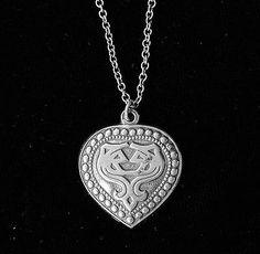 Vtg Modernist Crusade Era Silver Necklace Kalevala Koru Finland | eBay