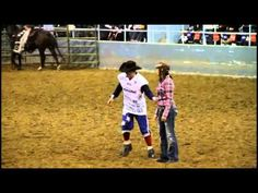 Grays Harbor Rodeo Proposal...this is one of the cutest proposals I've seen!