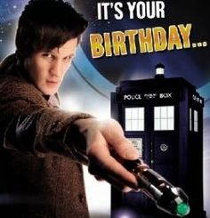 Classic) - Official Doctor Who Birthday Card With Recorded Message By Daleks Doctor Who Happy Birthday, Doctor Who Party, Sons Birthday, It's Your Birthday, Birthday Wishes, Birthday Cards, Birthday Ideas, Birthday Parties, Dr Who Games