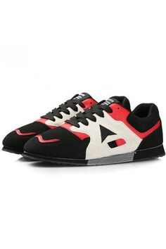 AD NK FASHION Men's Fashion Casual Breathable New Style Flat Sneakers(Black)AK193 | ราคา: ฿664.00 | Brand: AD NK FASHION | See info: http://www.topsellershoes.com/product/272/ad-nk-fashion-mens-fashion-casual-breathable-new-style-flat-sneakersblackak193