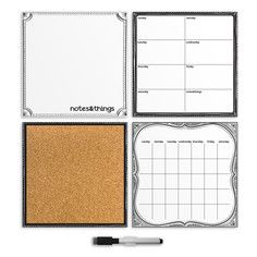 Elegant Organizer Kit White Pc