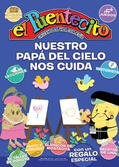 Revista El Puentecito nº 319  Cruzando la vida con Jesús.