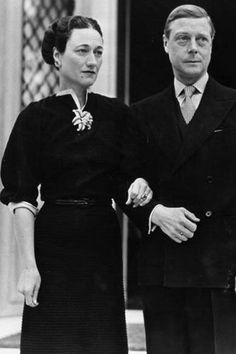 The Duke and Duchess of Windsor - 1939                                                                                                                                                      More