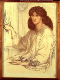 Dante Gabriel Rossetti - Silence