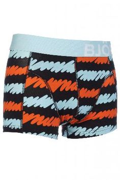 Bjorn Borg Mens 1 Pack Bjorn Borg Doodle Boxers Shorts In Another unique look from Sweden and the Bjouml