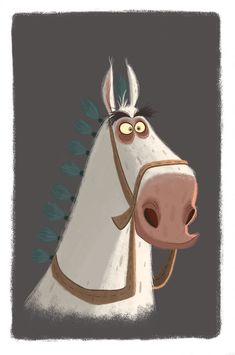 Character Design Animation, Character Design References, 3d Character, Character Concept, Horse Illustration, Character Illustration, 3d Drawings, Animal Drawings, Character Design Inspiration