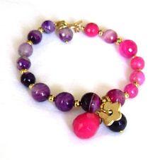 Roses and Lilys' bracelet