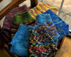 Bleu Arts: Knit Diaper Cover pattern