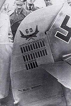Adolf Galland Audembert-Dec-5-1941