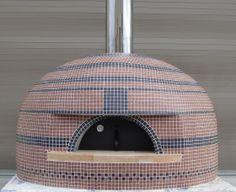 Pizza oven - Matt I like the stripes of brick/tile