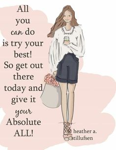 ...give it your Absolute ALL!
