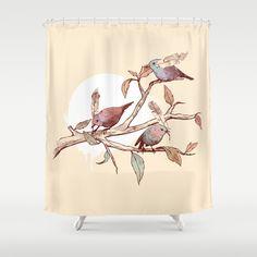 Unwritten+Shower+Curtain+by+Norman+Duenas+-+$68.00