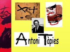 Antoni Tàpies per a nens i nenes