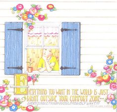 Jamie-Lee-Curtis-OUTSIDE-YOUR-COMFORT-ZONE-Magnet-Using-art-by-Mary-Engelbreit