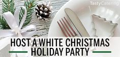 Planning a White Christmas party is an amazing way to bring the elegance and memorability of an all-white theme to your holiday event. Holiday Party Themes, Holiday Parties, Party Ideas, White Christmas, Christmas Holidays, Event Themes, Holidays And Events, Chicago, Noel