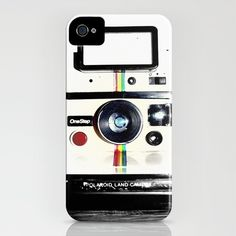 Polaroid camera - being able to see instant photos (after you shook the photo to develop and dry) were the latest and greatest