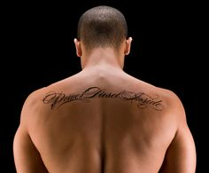 Best Places for Tattoo for a Men. What you want from a tattoo is to draw attention to your body part. You want to show it off and wear it proudly.