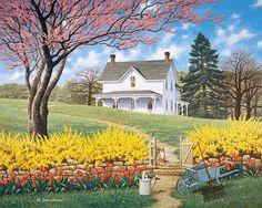 "John Sloane -- ""Spring Ahead"""