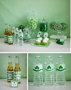 """""""LUCKY St. Patrick's Day"""" with Printable Design Collection"""