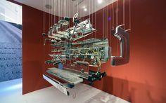M100 exploded assembly #design #mumac #lacimbali
