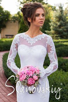 Vestido de Noiva Slanovskiy 16001